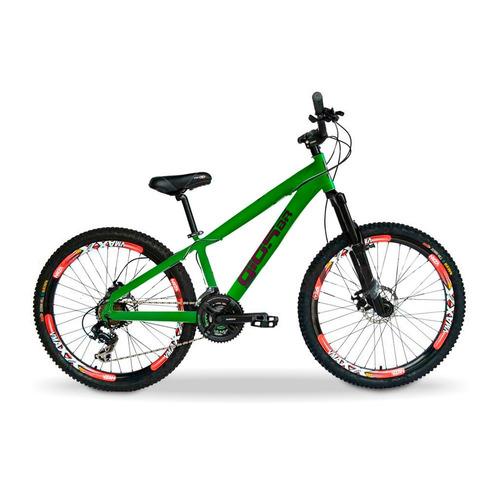 bicicleta aro 26 gios br shimano 21v freio disco vmaxx