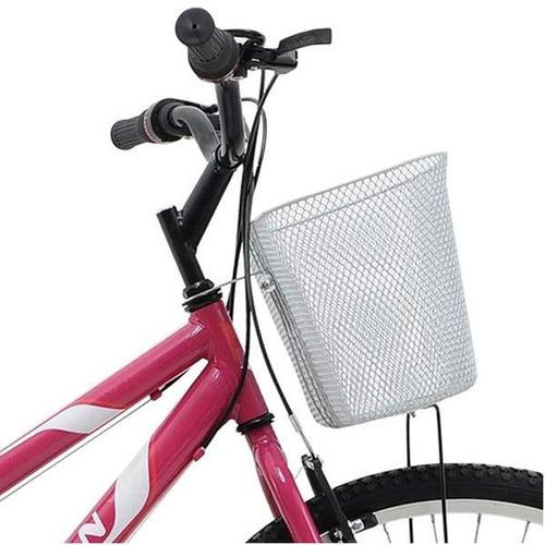 bicicleta aro 26 houston foxer maori 18 marchas rosa