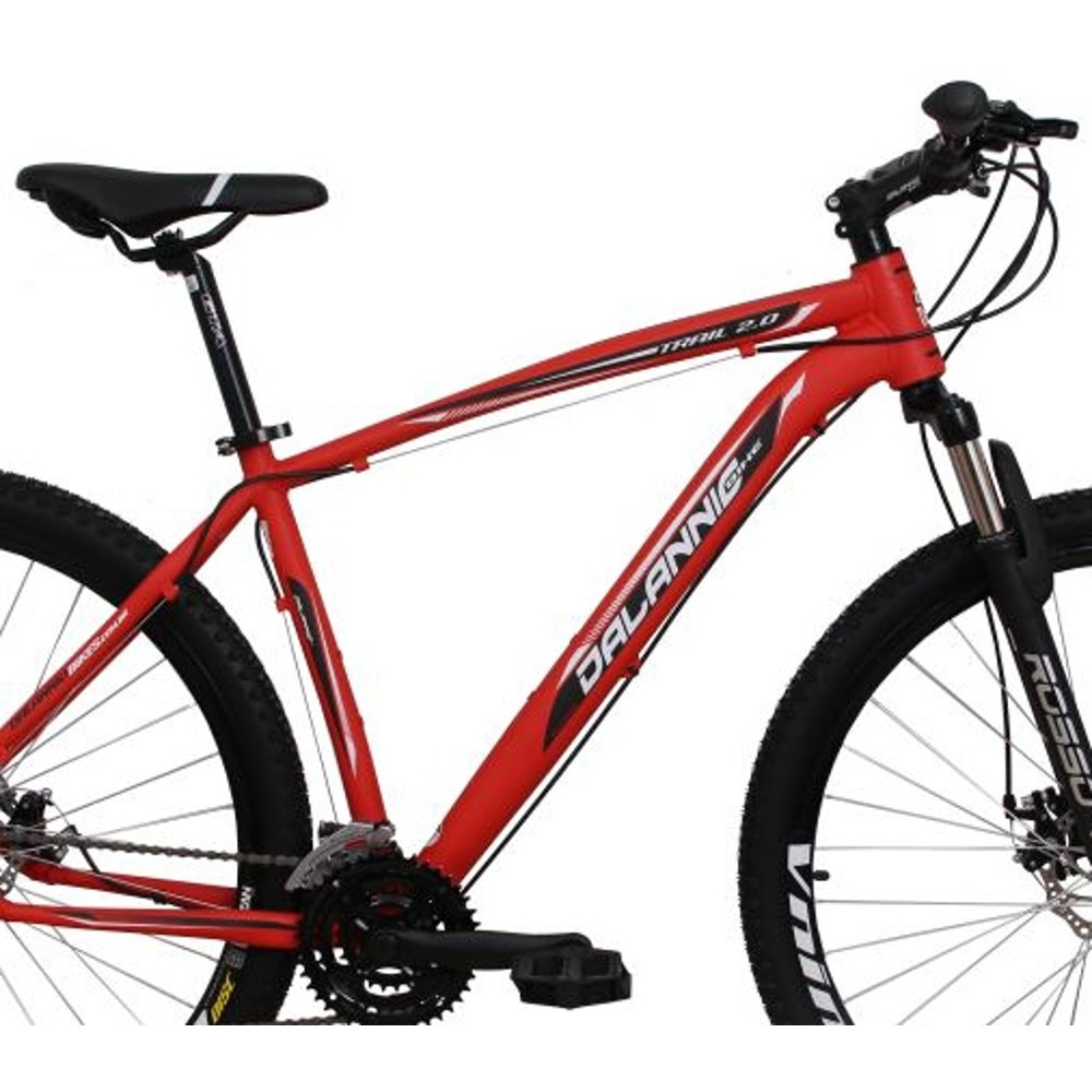 8c8c67024 bicicleta aro 29 alumínio 24v duplo freio a disco trail. Carregando zoom.