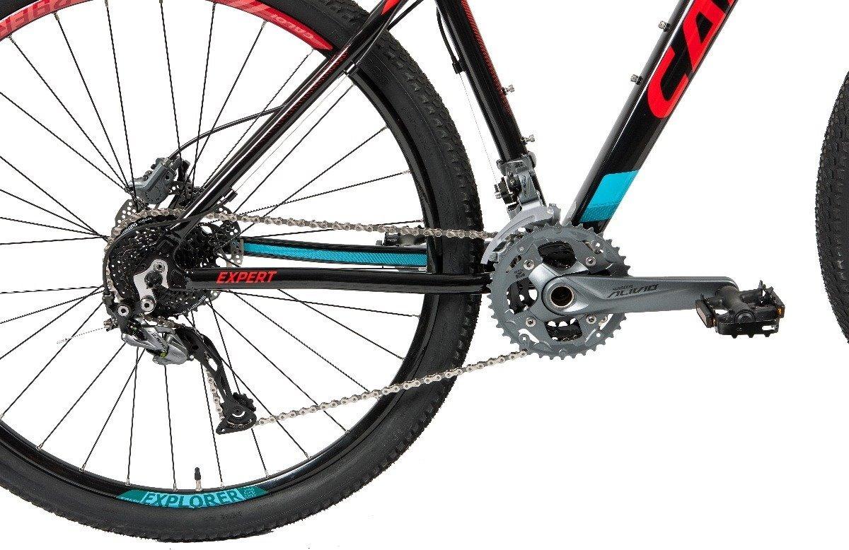 ff4034491 bicicleta aro 29 caloi explorer expert 2019 tam m rockshox. Carregando zoom.