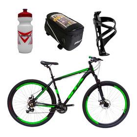 Bicicleta Aro 29 Gta 21v Kit Shimano + Brindes T19