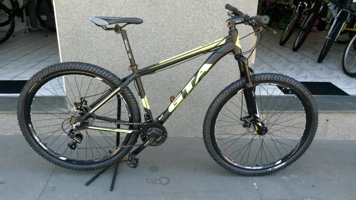 88d35100e bicicleta aro 29 gta nx11 full shimano. Carregando zoom.