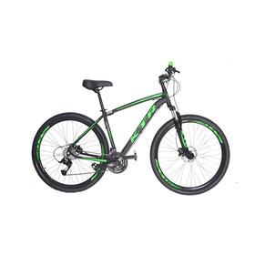 Bicicleta Aro 29 Mtb Ktr Action Aluminio 24v Disco Hidraúli
