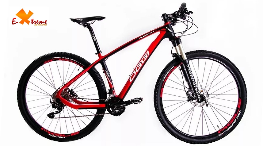 6227c39f6 bicicleta aro 29 oggi agile sport fibra carbono 21 deore 20v. Carregando  zoom.