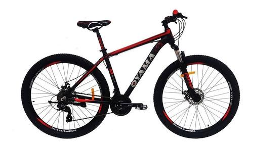 bicicleta aro 29 oyama aluminio 24 vel frenos de disco 2019