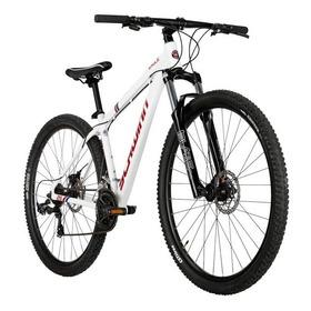 Bicicleta Aro 29 Schwinn 21 Marcha Eagle Mountainbike Branca