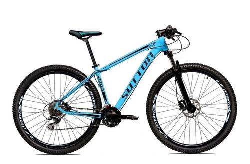 bicicleta aro 29 sutton new shimano 27v freio hidráulico