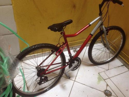 ee8943374 Bicicleta Aro 26 Caloi Aspen Com 21 Marchas - R  150