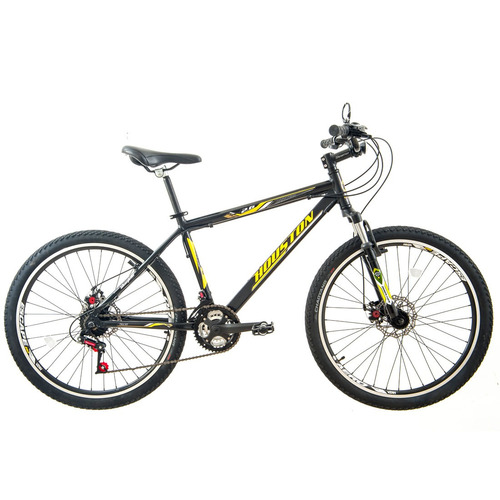 bicicleta aro houston