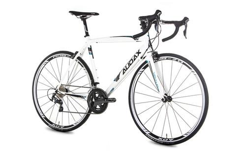 bicicleta audax ventus 2000 shimano tiagra 2x10 tam 49/50