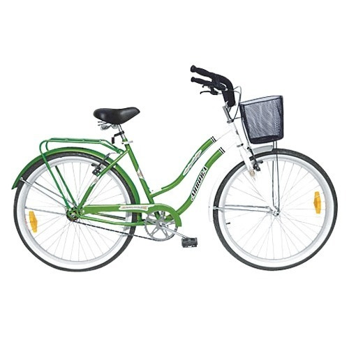 bicicleta aurora r26 family paseo dama c/canasto 5995