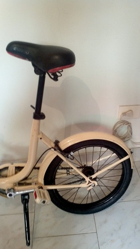 bicicleta aurorita restaurada a nuevo rod 16