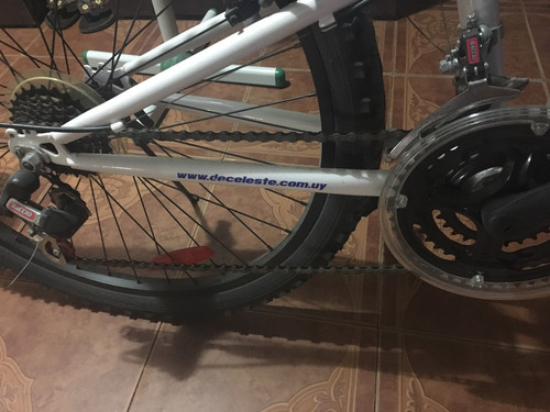 bicicleta baccio