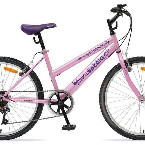 bicicleta baccio alpina r24 lady