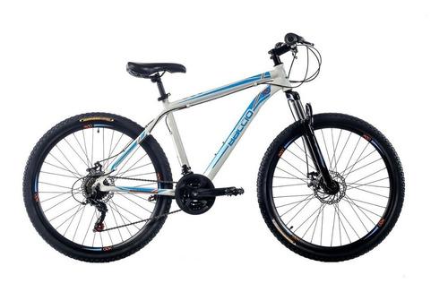 bicicleta baccio aluminio xco 27.5 susp.y disco 2019 tuttas
