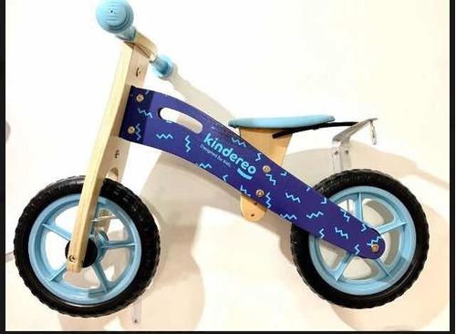 bicicleta balance de madera niños envío gratis montessori
