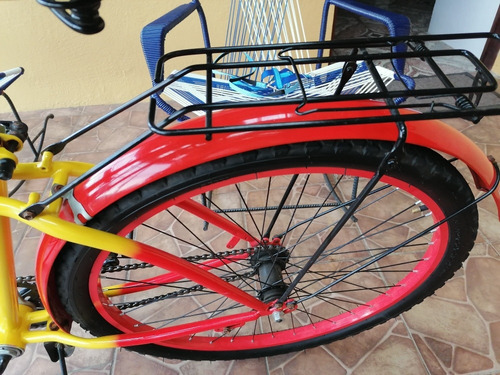 bicicleta banana # 26