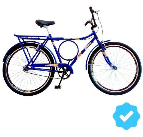 bicicleta barra forte samy sem marchas c/ aros aero