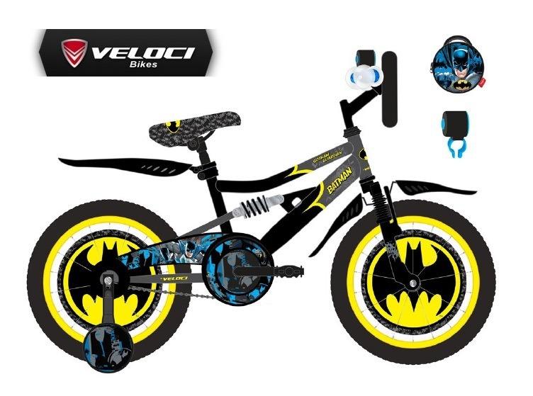 ddc50b7e0 Bicicleta Batman Dark Knigth - $ 3,315.00 en Mercado Libre