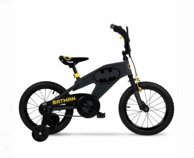 c804b5974 Bicicleta Batman Dc Comics Niños Negra Xtreme C - $ 3,999.00 en ...