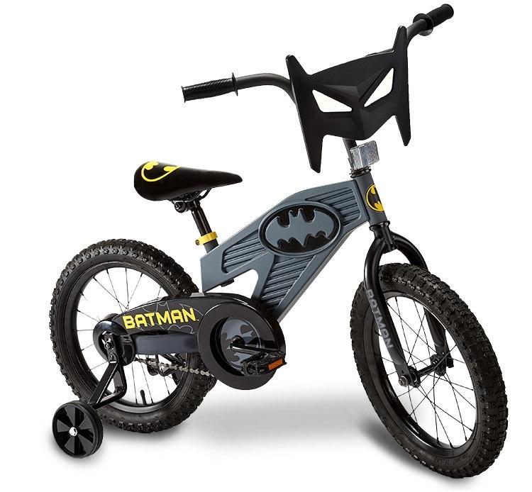 58f491f40 Bicicleta Batman Dc Rodada 16 - $ 3,200.00 en Mercado Libre