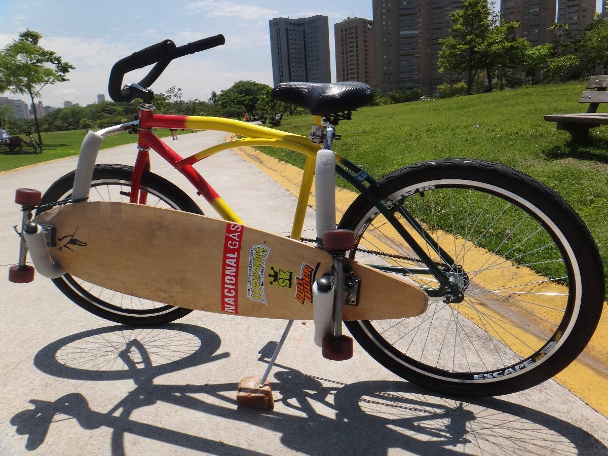 Bicicleta Beach Bike Billabong Cai 231 Ara Reggae Jamaica Surf