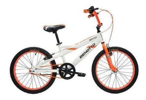 bicicleta benotto diavolo r20 para niños frenos v