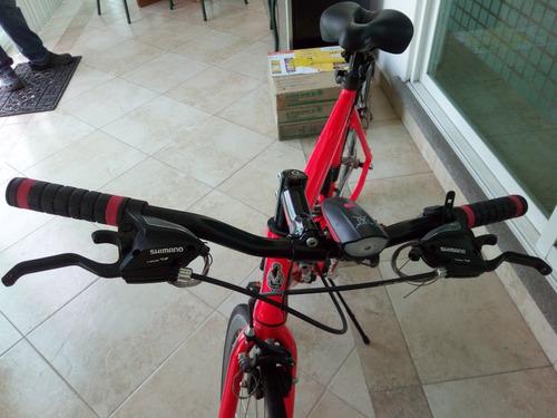 bicicleta benotto mod 570 de ruta equipada .