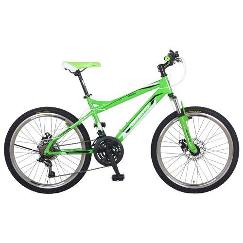 bicicleta benotto montaña ignition frenos doble disco