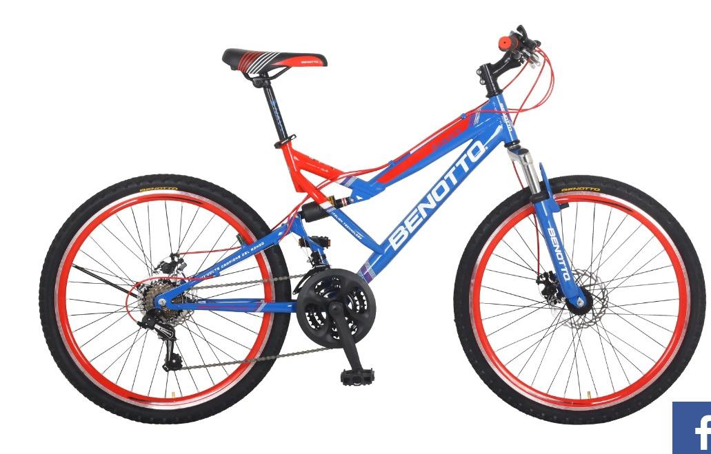 Bicicleta Benotto Navy R 26 Meses Sin Intereses Envio Gratis ...