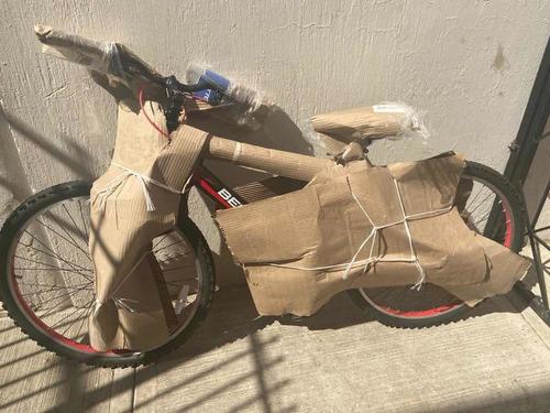 bicicleta benotto  progresión