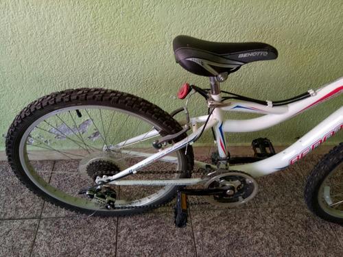 bicicleta benotto rodada 24
