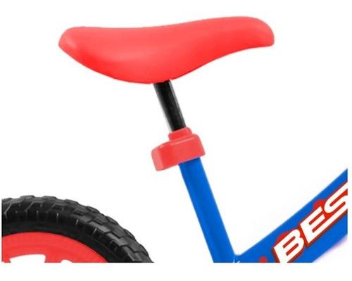 bicicleta besatti aro 12 azul niños / summitstore