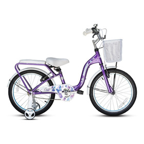 Bicicleta Best De Niña Bianca Aro 20  Lila