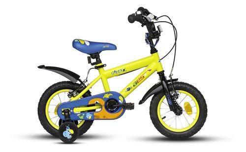 bicicleta best de niño rex 12 + casco de regalo