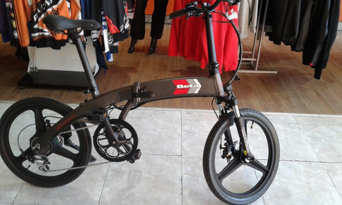 bicicleta beta electrica  smart