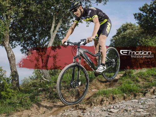 bicicleta bh con asistencia electronica evo 29