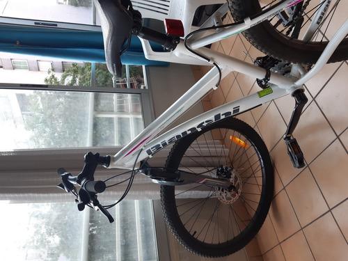 bicicleta biachi