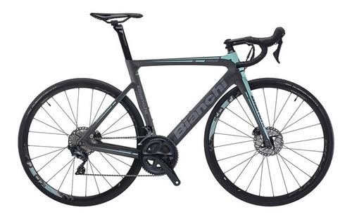 bicicleta bianchi aria triatlon ultegra con disco de freno