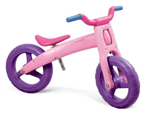 bicicleta bici aprendizaje camicleta vegui rodado 12 s/pedal