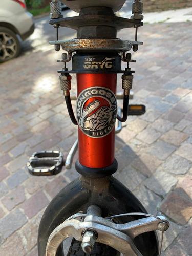 bicicleta bicicross freestyle rodado 20