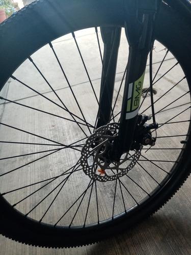 bicicleta bmg