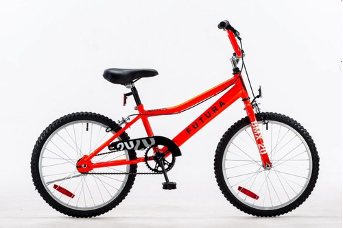 bicicleta bmx 20 futura oversize racer kids niños