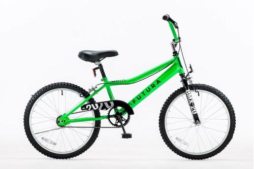 bicicleta bmx 20 futura oversize racer kids niños cuotas