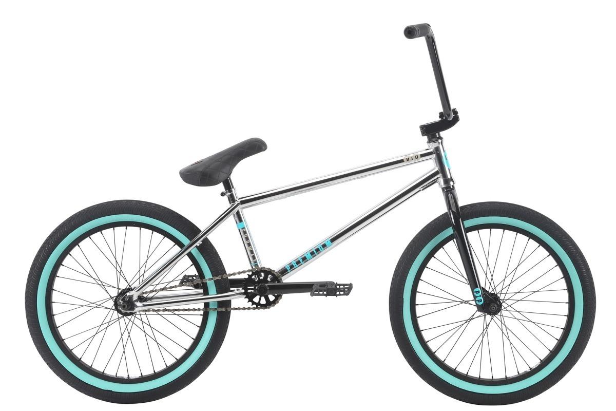 Bicicleta Bmx 20 Premium Subway 20.5 Cromado - $ 9,800.00 en Mercado ...