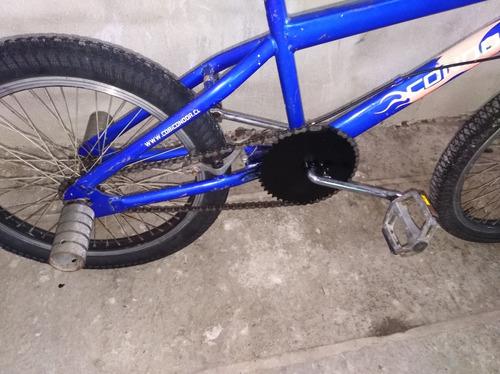 bicicleta bmx condor 40 mil