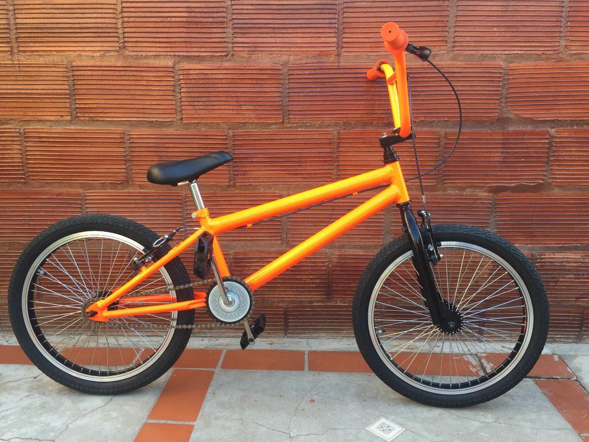a1a20fe41 bicicleta bmx freestyle cross rodado 20 llantas aluminio. Cargando zoom.