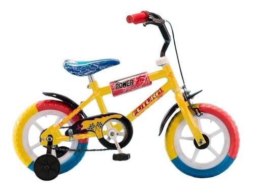 bicicleta bmx futura 2012 power nene rodado 12 lh confort