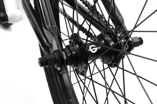 bicicleta bmx glint expert ¡liviana y resistente!  linea pro