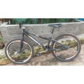 Bicicleta Bmx Monaco Black Snake Aro24 Obs: Leia Descriçao
